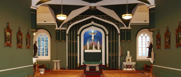 St. John's Church, Killenard